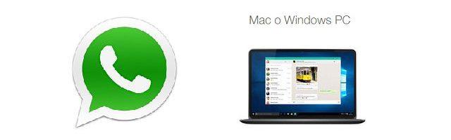 Da oggi WhatsApp è disponibile per Windows e Mac con l'app ufficiale – (Download)