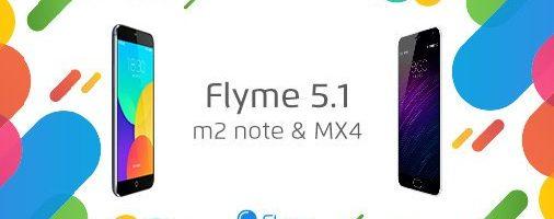 Flyme 5.1.5.0 G anche per Meizu M2 Note e Meizu MX4 – (Download)