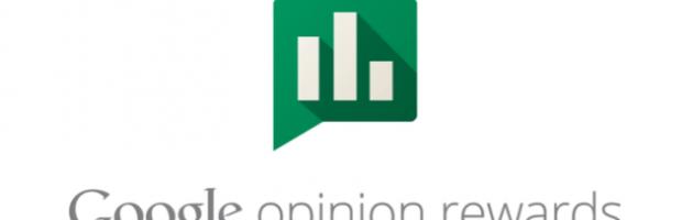 Google Opinion Rewards ti fa guadagnare credito da spendere sul Google Play Store