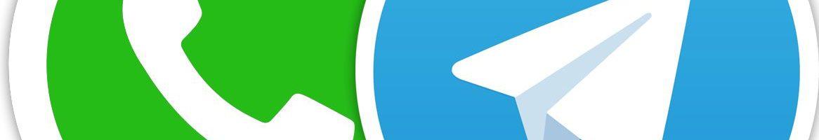 Spiare le chat di WhatsApp e Telegram è davvero troppo facile