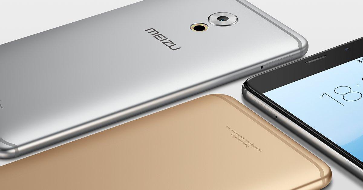 Meizu Pro 6 Plus 2