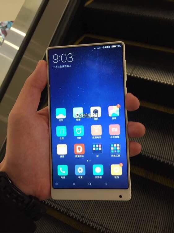 Xiaomi Mi Mix White 3