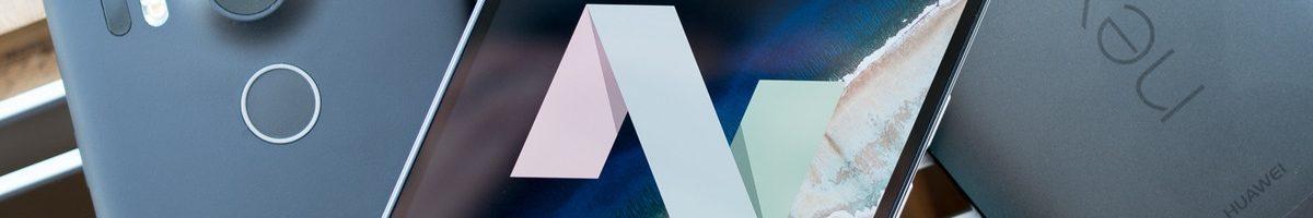 Android Nougat 7.1.2 è ufficiale, in arrivo la beta