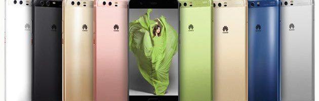 Huawei P10 e P10 plus: design simile al P9 e P9 Plus, nuovi colori e nuovo ottimo hardware
