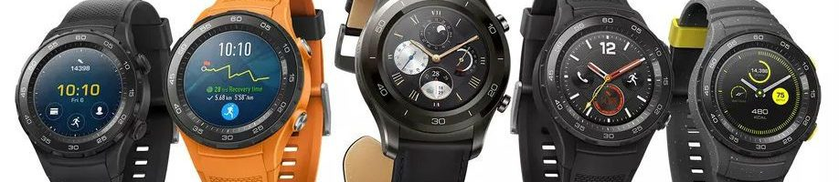 Huawei Watch 2 e Watch 2 Classic: Android Wear 2.0 e bellezza anche durante l'attività sportiva