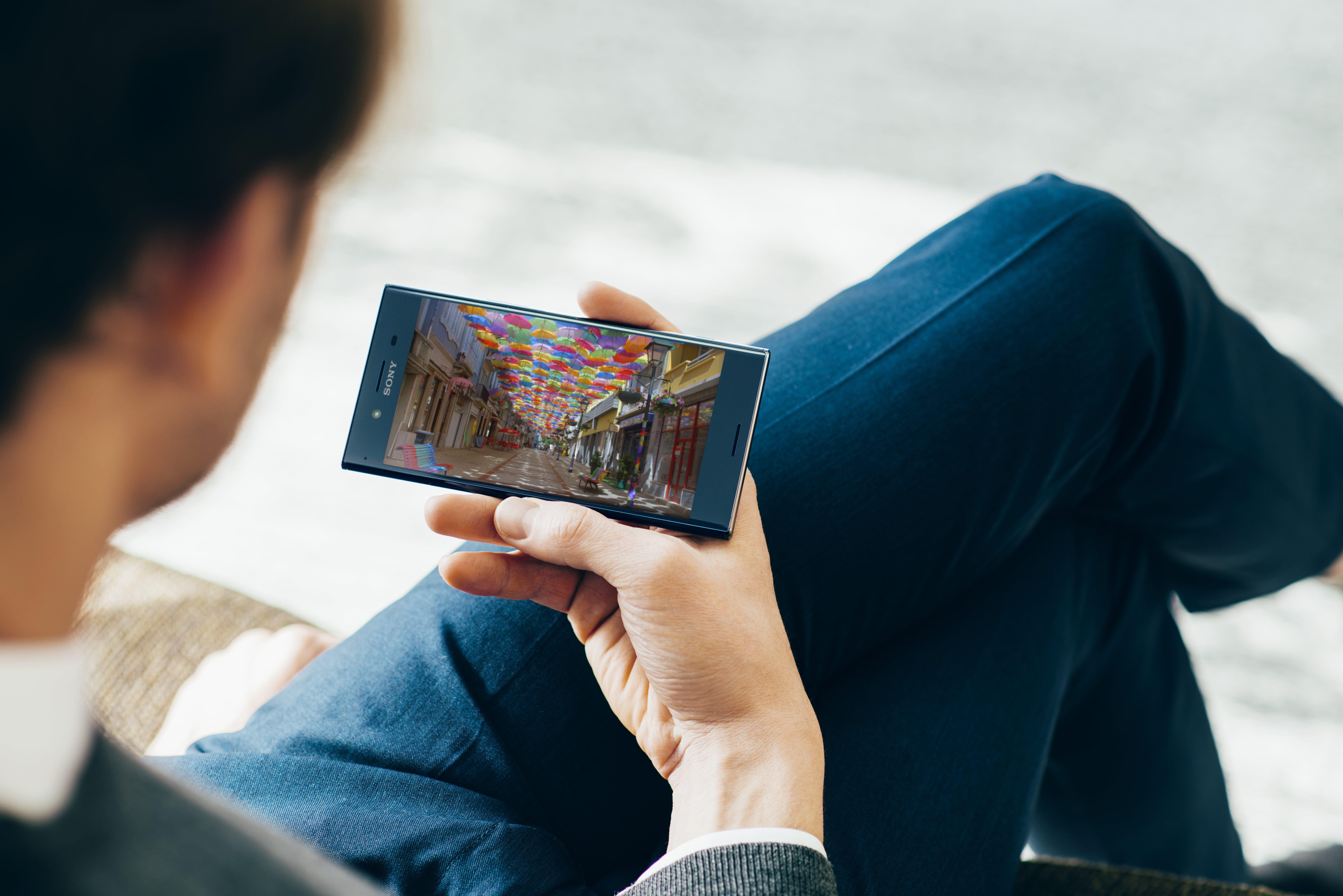 Sony Xperia XZ Premium 3