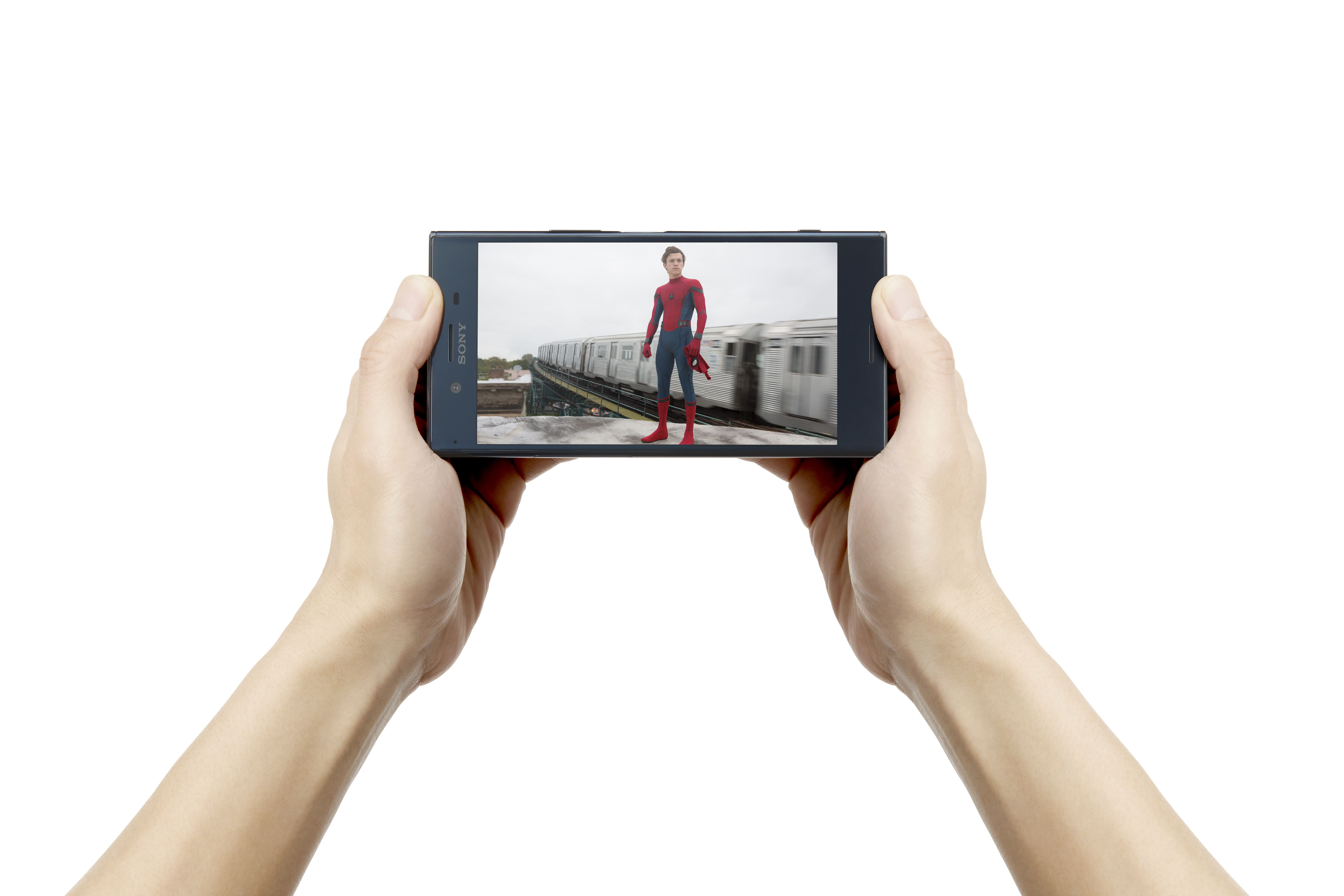 Sony Xperia XZ Premium Render 2