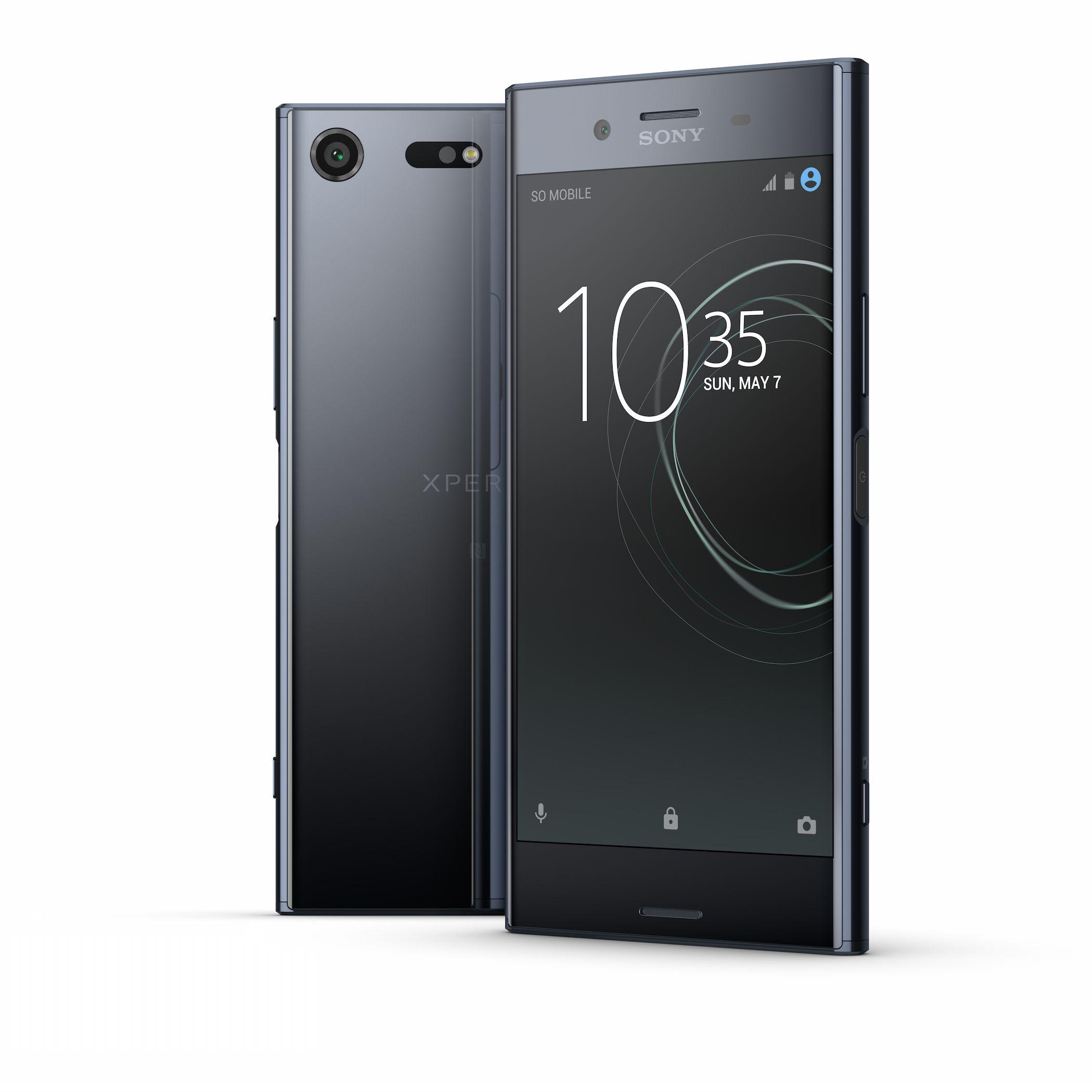 Sony Xperia XZ Premium Render 3