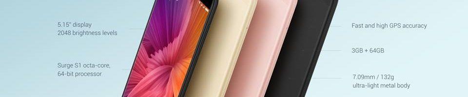 Xiaomi Mi 5C: il primo smartphone con SoC Xiaomi Surge S1