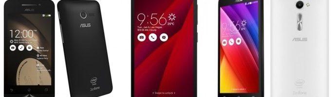 Se state cercando uno smartphone low-cost, potete acquistare un ASUS a partire da 59 euro