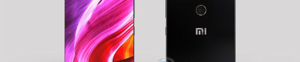 Xiaomi Mi Mix 2: ecco il concept apparso in rete