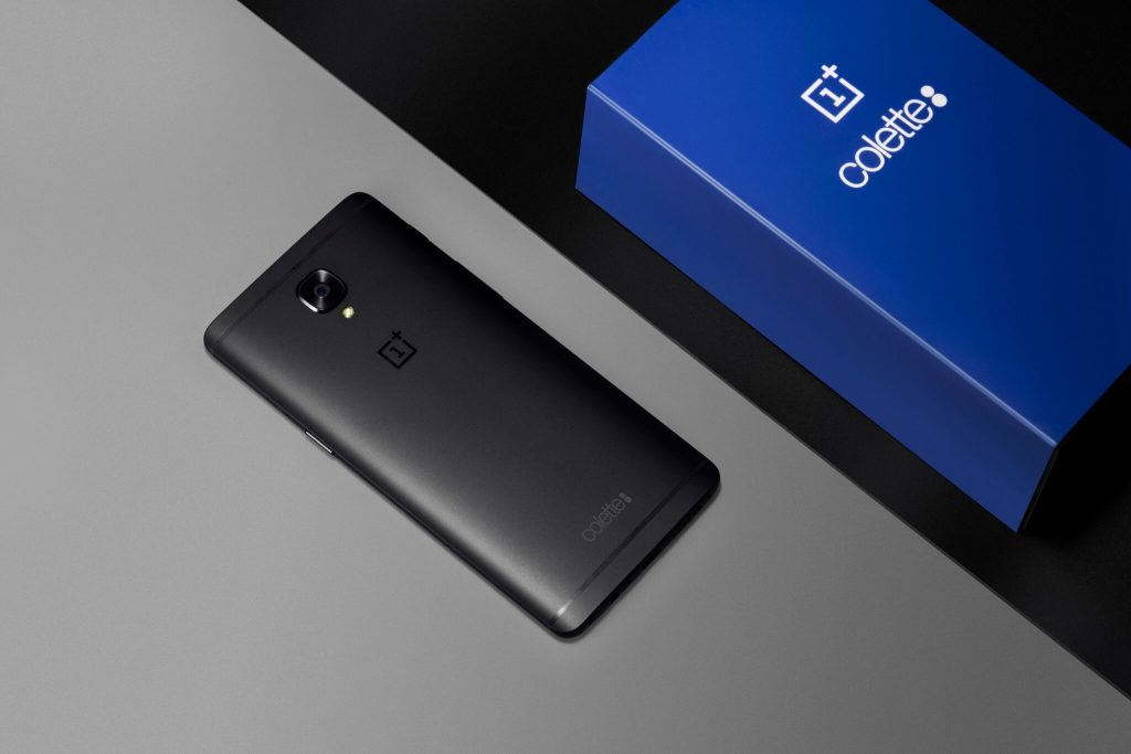 Oneplus 3t colette edition 1