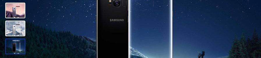 Samsung Galaxy S8 e S8 Plus già disponibili in preordine su Amazon