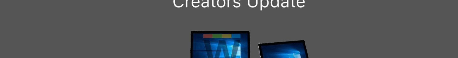 Windows 10 Creators Update già disponibile al download