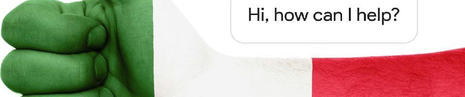Entro fine anno Google Assistant parlerà in italiano