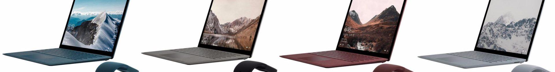 Microsoft Surface Laptop: il portatile bello, funzionale e dalla super autonomia