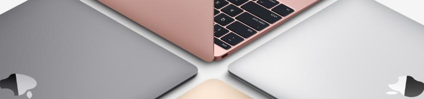 Apple MacBook: tanta velocità in più sui nuovi modelli