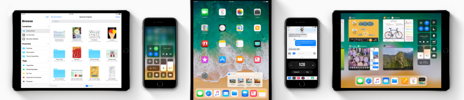 Apple iPad Pro: display da 10.5″ e 12.9″ e SoC A10 Fusion X