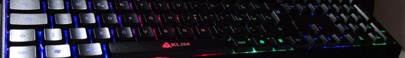 Recensione Klim Chroma: tastiera da gaming low-cost
