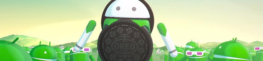 Android Oreo ufficiale: tutte le novità
