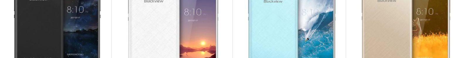 Blackview A7: lo smartphone da 35 euro con doppia fotocamera posteriore
