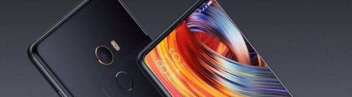 Xiaomi Mi Mix 2 ufficiale: ancora più bello, estremo e potente