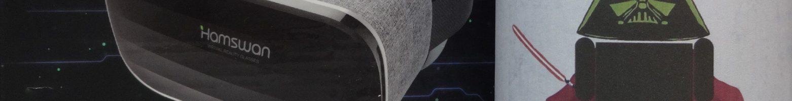 Recensione HAMSWAN SC-Y005: visore per la realtà virtuale bello e di qualità