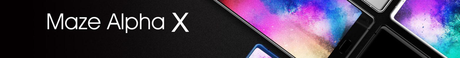 Maze Alpha X: il successore del Maze Alpha e clone dello Xiaomi Mi Mix 2