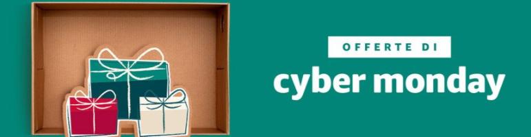 Cyber Monday Amazon 2017: ecco le offerte più interessanti