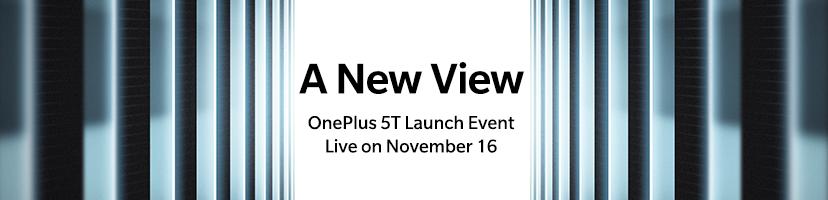 OnePlus 5T: segui la presentazione in diretta su Darth News Side
