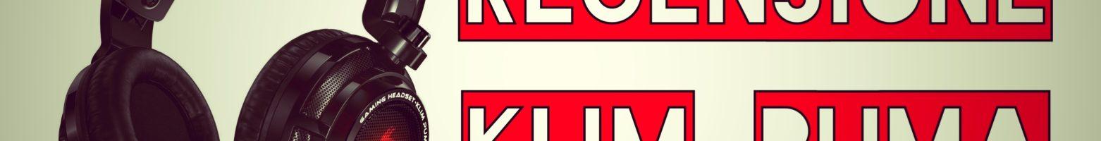 """Recensione KLIM Puma: delle cuffie """"vibranti"""" e di buona qualità"""