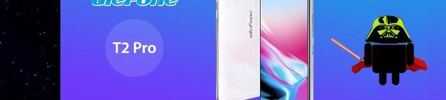 Ulefone T2 Pro è (forse) il più bel dispositivo del Mobile World Congress 2018