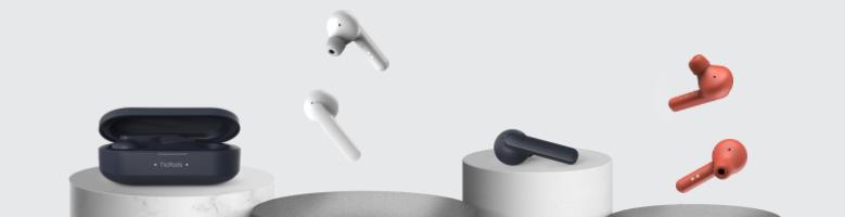 """Mobvoi TicPods Free: auricolari wireless che si """"ispirano"""" alle AirPods"""