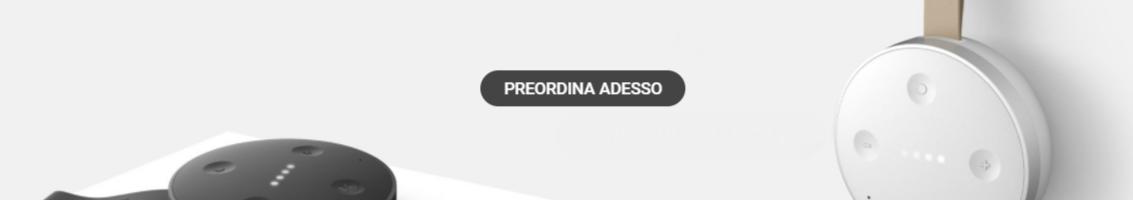 TicHome Mini disponibile in preordine: un Google Home Mini portatile