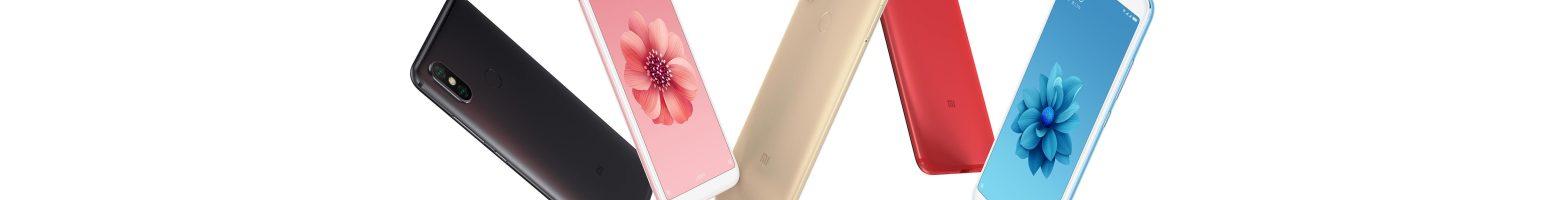 Xiaomi Mi 6X ufficiale: un medio di gamma alla moda che potrebbe essere il nuovo Xiaomi Mi A2