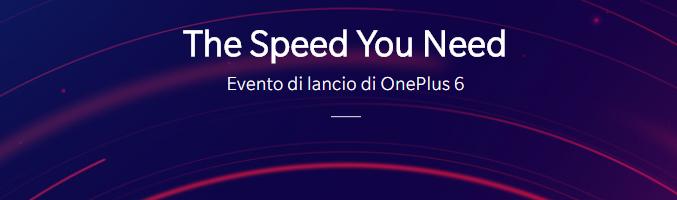 OnePlus 6 verrà presentato ufficialmente il 16 maggio a Londra