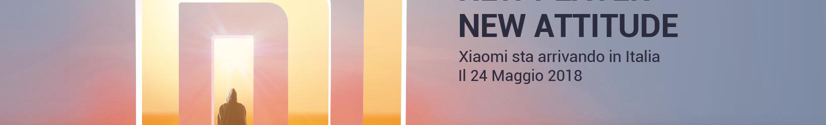 Xiaomi arriverà ufficialmente in Italia con i suoi Mi Store dal 24 maggio