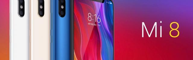 Xiaomi Mi 8 ufficiale: lo smartphone Android che sfida iPhone X (con i soliti prezzi Xiaomi)