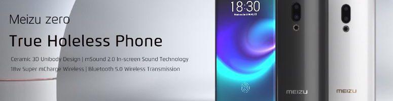 Meizu Zero: il primo smartphone holeless – (Video trailer)