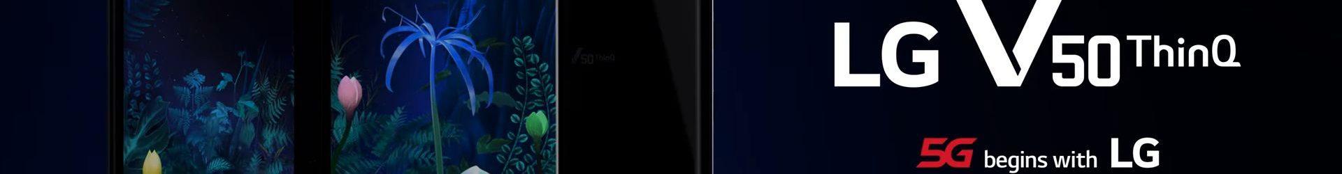 LG V50 ThinQ 5G ufficiale: il vero top di gamma di LG con 5G e Dual Screen