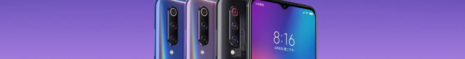 Xiaomi Mi9 ufficiale: fotocamera da 48 MP, Snapdragon 855 ed un prezzo da urlo