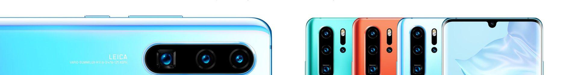 Huawei P30 e P30 Pro ufficiali: ottima qualità fotografica, ma non solo