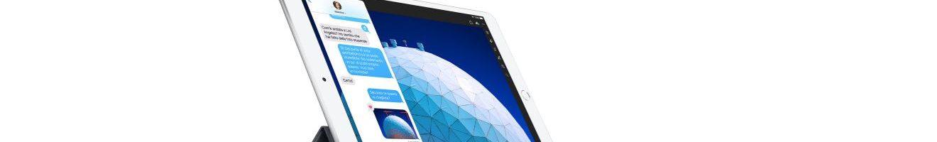 iPad Air 2019 ufficiale: più potente e con supporto alla Apple Pencil ed alla Smart Keyboard