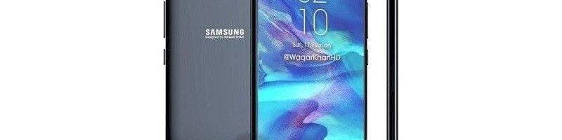 Samsung Galaxy A90: questo dovrebbe essere il suo design (bello e per nulla banale)