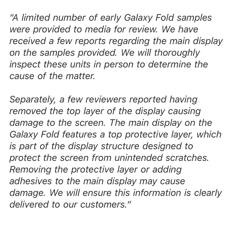 Galaxy Fold Darth News Side