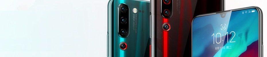 Lenovo Z6 Pro ufficiale: Snapdragon 855 e 4 fotocamere con HYPER VIDEO
