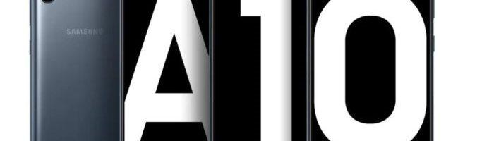 Samsung Galaxy A10 ufficiale: il più economico della famiglia Galaxy A