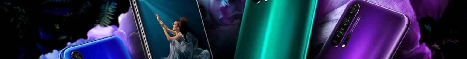 """Honor 20 Pro ufficiale: non è solo il """"cuginetto"""" del Huawei P30 Pro"""