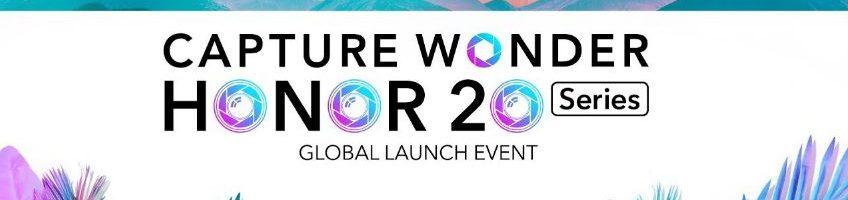 Honor 20 e Honor 20 Pro: ecco dove seguire la presentazione in live streaming