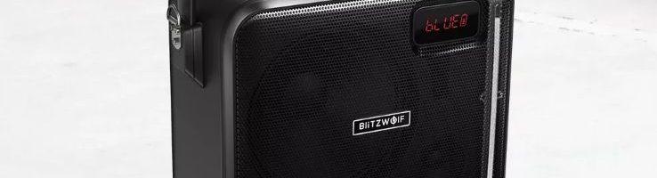 Recensione Blitzwolf BW-KS1: lo speaker portatile e low-cost per il karaoke